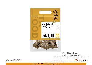 台湾老杨 咸蛋黄饼中的* 260g袋X10袋/箱 促销 全新进化版