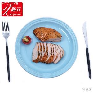 新元烤鸡胸户外熟食野营熟菜卤味方便携菜速食旅行食品5千克/箱