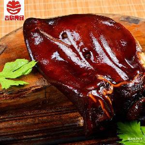 四川特产香脆腊肉猪耳朵农家猪耳朵腊肉腊味400g包邮烟熏 吉欣
