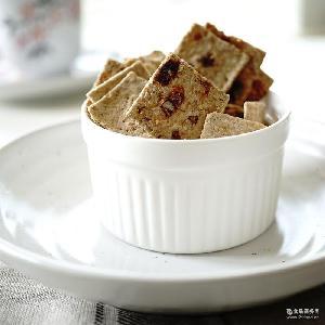 纤宜烘焙无糖无油蔓越莓全麦健身饱腹代餐曲奇饼干休闲零食上海