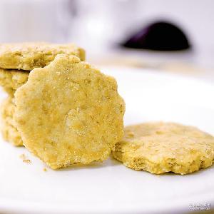 纤宜烘焙无糖南瓜杂粮小饼手工咸味饼干高血糖尿饱腹代餐零食上海