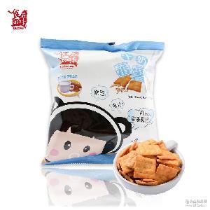 超市*台湾休闲零食-牛奶番薯饼干-70公克厂商批发价