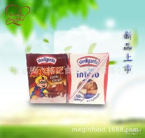 可可味牛奶 琪雷萨全脂纯牛奶 口味下单备注 意大利进口 200ml*24