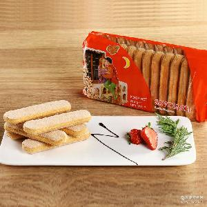 意大利进口饼干 梁山伯与朱丽叶手指饼干200g 提拉米苏*饼干