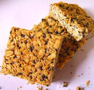 黑芝麻全燕麦饼干低粗粮糖尿卡热无蔗糖食品代餐棒贴牌代加工oem