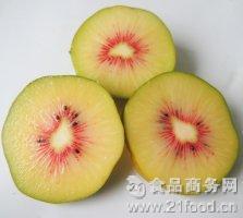 中大果80-90克 鲜果直发 四川蒲江红心红阳猕猴桃 产地直销
