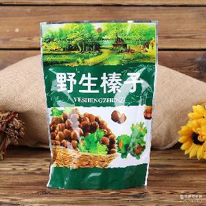 散装大榛子营养美味低价批发 供应东北特产休闲零食开口榛子