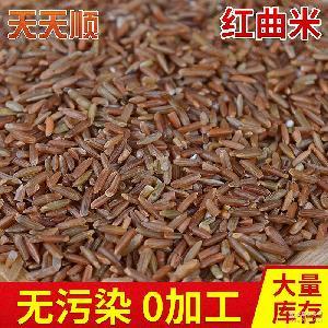 非转基因优质粗粮红米 红米批发 五谷杂粮红糙米