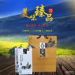 富硒米8斤礼盒装 健康天然送礼大米 有机大米特价批发
