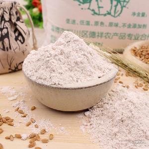 食品富硒石磨面粉(麦粉)小麦 厂家供应富硒面粉5kg