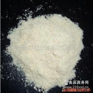 乳白花生粉