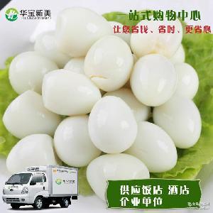 去皮鹌鹑蛋(白色)卤蛋老味道已剥壳鹌鹑蛋 包装零食小吃