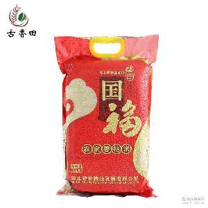 古香田大米批发大米5kg五常稻花香大米优质农家香粘米有机大米