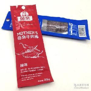 特产牛肉干 整袋12条 养生堂母亲牛肉棒 批发