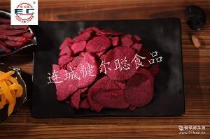 膨化食品 香酥紫薯片 油炸紫薯片 厂家直销 出口标准 连城特产