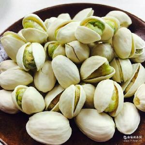 坚果炒货 休闲食品一件代发 原色开心果炒货 批发 散装零食