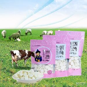 内蒙古特产奶片 干吃牛奶片500g 高钙奶贝儿童奶片原味零食