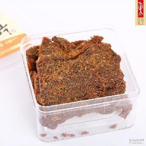 五香/香辣牛肉类办公零食牛肉干热销批发 休闲肉类零食手撕牛肉片
