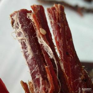 厂家批发假风干牦牛肉干同款猪肉类零食超干猪肉干五香味