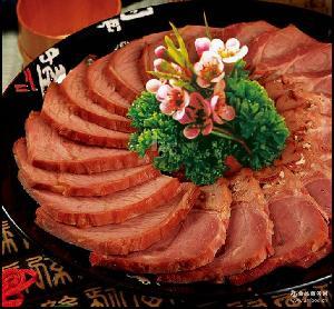 实惠肉类零食 多口味特色休闲零食牛肉干 冠陶多味一品香牛肉258g