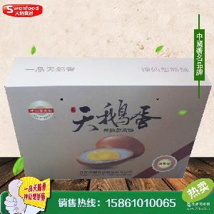 无添加卤香天鹅蛋 优质供应 一件代发 精品礼盒 江苏天鹅食品