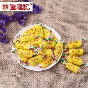 山东特产5斤儿童糖果怀旧零食婚庆喜糖 圣福记高粱饴 水果软糖
