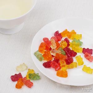 迷你熊仔Trolli口力散装橡皮糖热销儿童零食软糖QQ糖糖果3kg/袋
