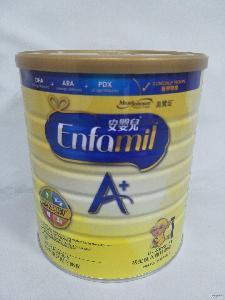 婴幼儿奶粉多阶段可选 港版美赞臣婴幼儿奶粉 奶粉罐装900g