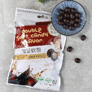 进口软糖批发 台湾休闲零食 办公室零嘴 奥莱夫可乐味凝胶糖果