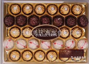 意大利原装进口费列罗榛果威化巧克力礼盒装杂莎T32
