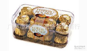 费列罗榛果威化巧克力16粒装T16