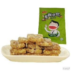 批发黄老五核桃软糖四川特产美味糕点传统零食核桃糕独立包装188g