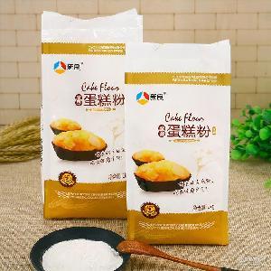 新良魔堡蛋糕粉1kg 小麦面粉低筋粉 饼干月饼烘焙材料