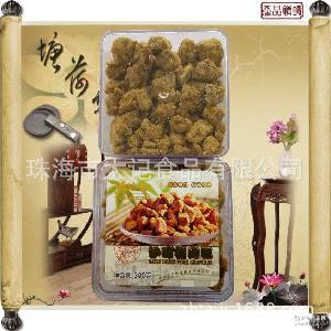 猪肉制品 太记食品 休闲零食 沙嗲猪肉粒(肉糜干)