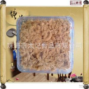 鲜猪肉松 休闲食品 泰式原味猪肉松 肉丝 珠海太记食品