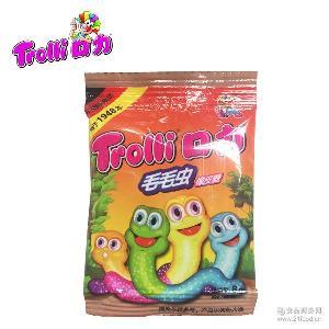 8g串装口力糖 橡皮糖儿童糖果零食软糖