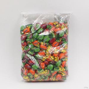 俄罗斯进口孔季系列水果味软糖 儿童糖果可爱水果味软糖夹心糖