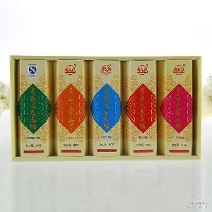 孝感宏龙五味麻糖湖北特产食品香甜芝麻糖礼品包装年货一件代发