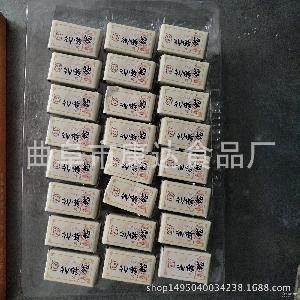 康达食品厂家直销批发饴糖多种包装适合超市销售每盒9块