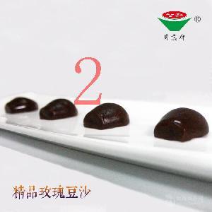 烘焙馅料 盛香食品 月饼专用豆沙馅料「精品玫瑰豆沙」5KG