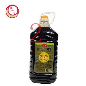海天添丁甜醋 海天生产推荐 产妇* 炖猪脚专用 4.9L*2桶 供应