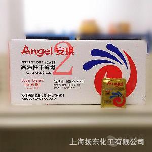 安琪金装耐高糖高活性干酵母100g 发酵粉 整箱