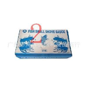 日本打包鱼仔酱油 寿司外卖*搭档 1.8KG/盒*9盒(500个)