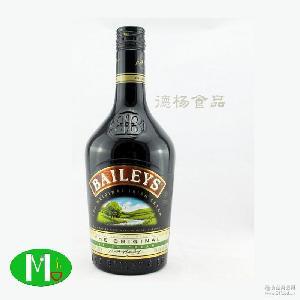 原汁原味的爱尔兰奶油配制酒 供应百利甜酒(12*750)