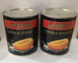 *水蜜桃 进口*边桃 黄桃 *糖水黄桃罐头 边桃
