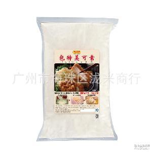 调味粉2kg 日本食研包特美可素 油炸 日式调味料 日本料理 裹粉