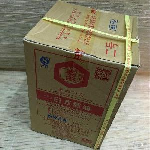 日式酱油 料理店专用 日本酱油 葵田浓口酱油2号18kg 浓口酱油