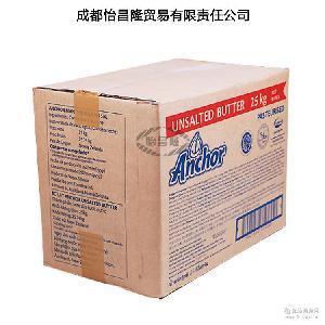 安佳 安佳无盐大黄油烘焙原装整箱25kg