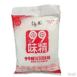 梅花味精2kg袋装含谷氨酸钠99%餐饮装家庭烹饪厨房*厂家批发