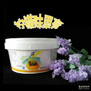 立高果膏 柠檬果膏 3kg/罐 立高晶晶亮果膏(镜面果胶) 烘焙原料
